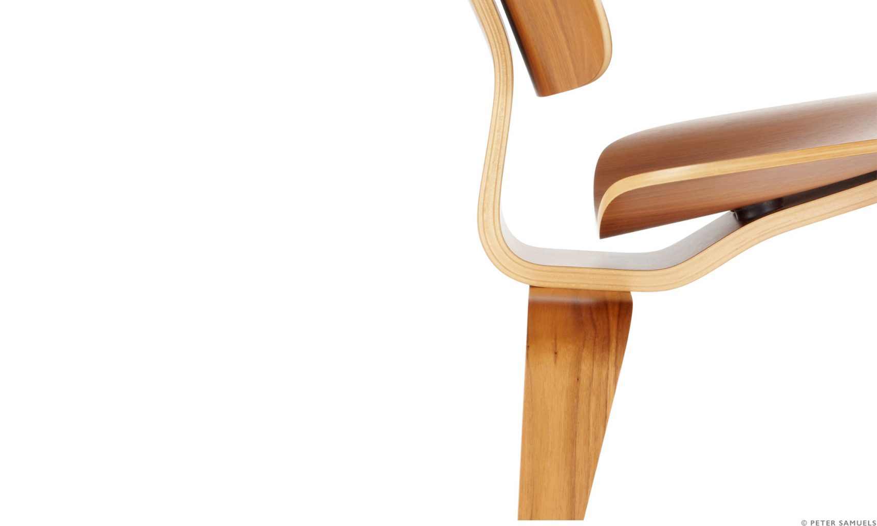Eames chair product photography test.