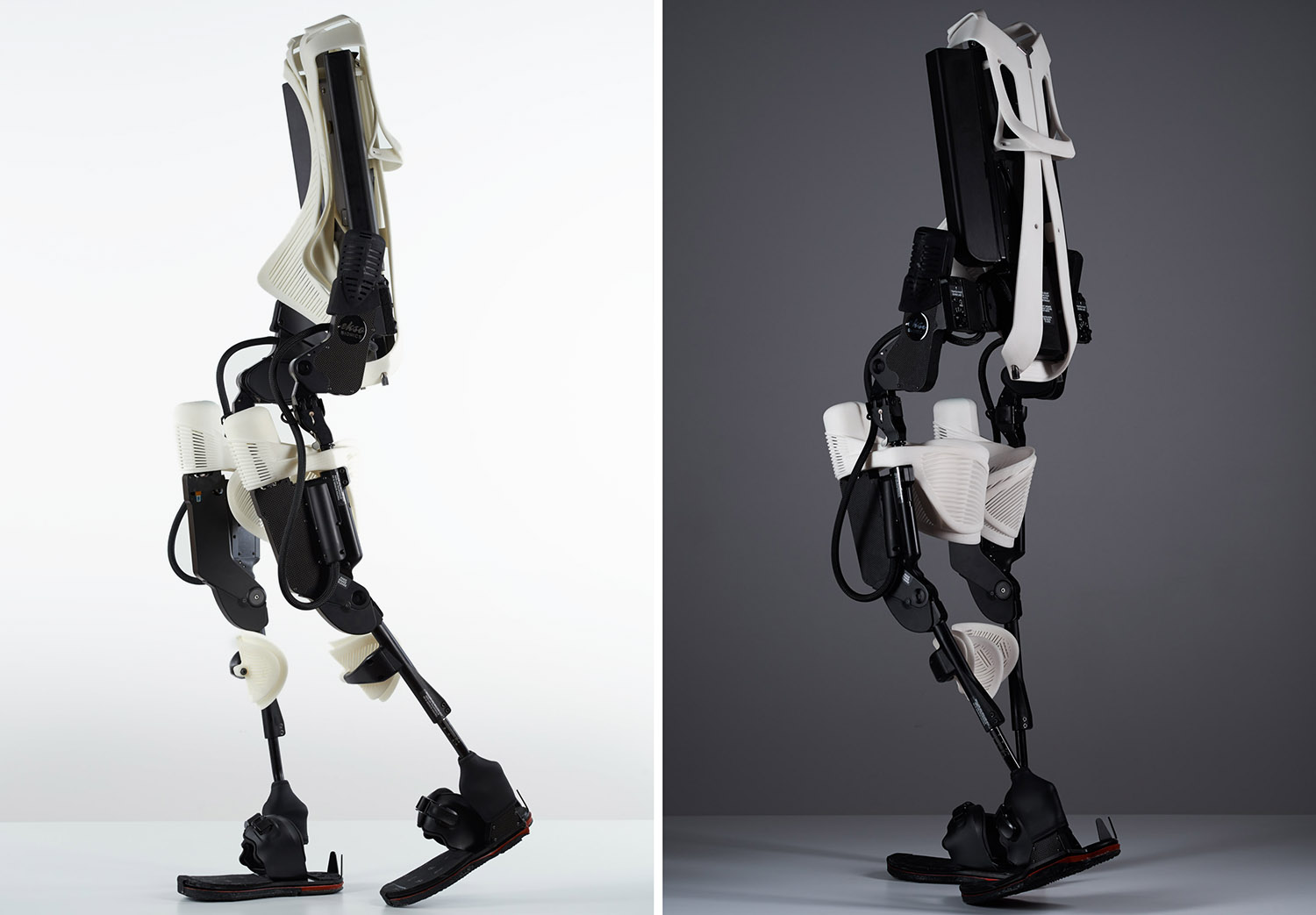 Scott Summit of 3D Systems teams up with Eckso Bionics.