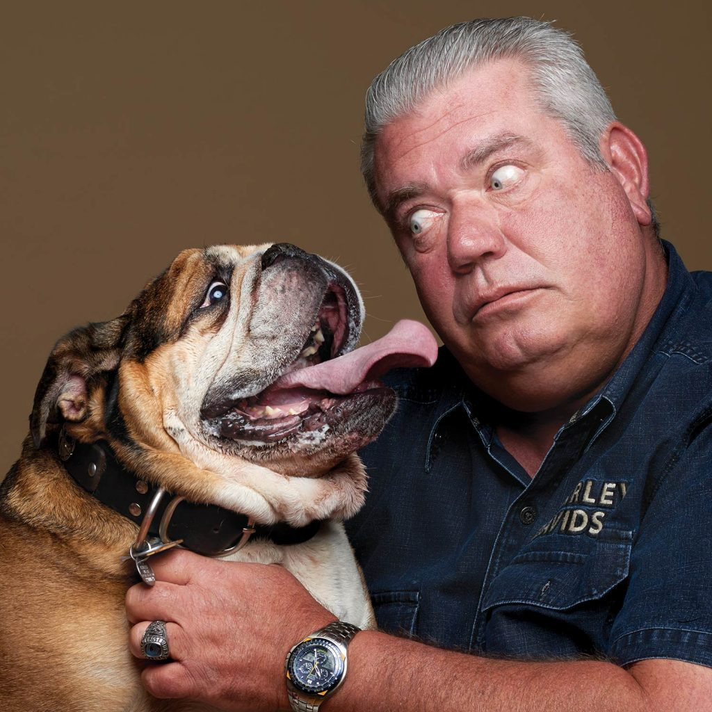 Veterans and their Pets for the San Francisco Veterans association, SFVA, by Commerical photographer, Peter Samuels